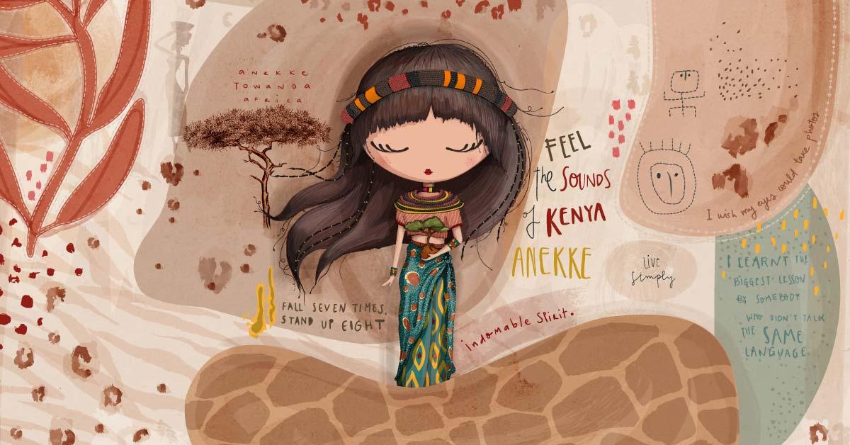 Anekke - Kenya nowa kolekcja 2021
