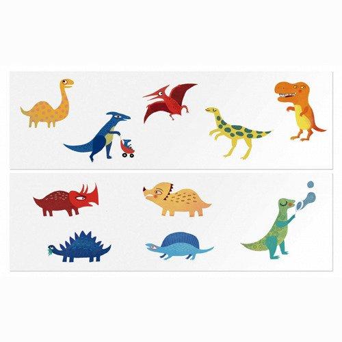 Tatuaże Dla Dzieci Dinozaury Londji
