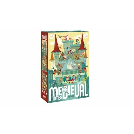 Puzzle Go to Medieval Times 100 el | Londji®