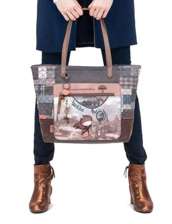 Torba shopper bag, seria Miss | Anekke®